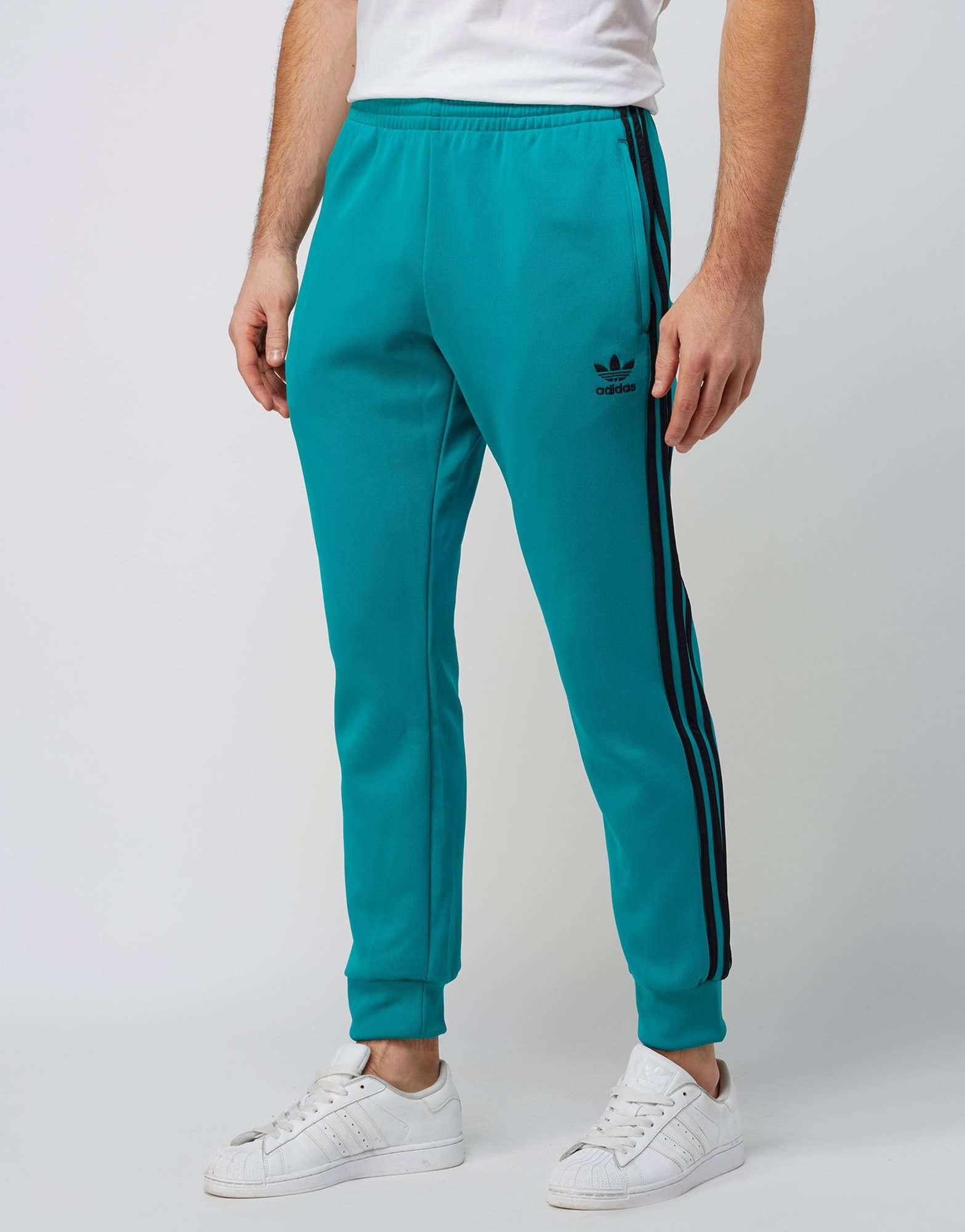 Adidas Originals pants Superstar esposado EQT track pants Originals Scotts hombre wear 5fbedd
