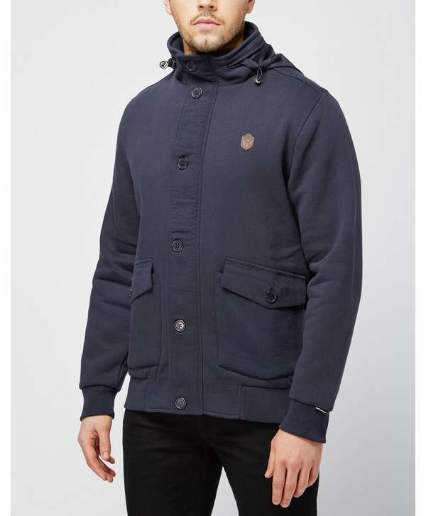 One True Saxon Woburn Hooded Top - Exclusive