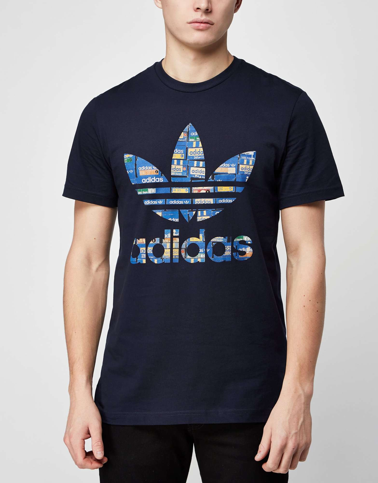 Adidas Originals Shoebox Infil T Shirt Scotts Menswear