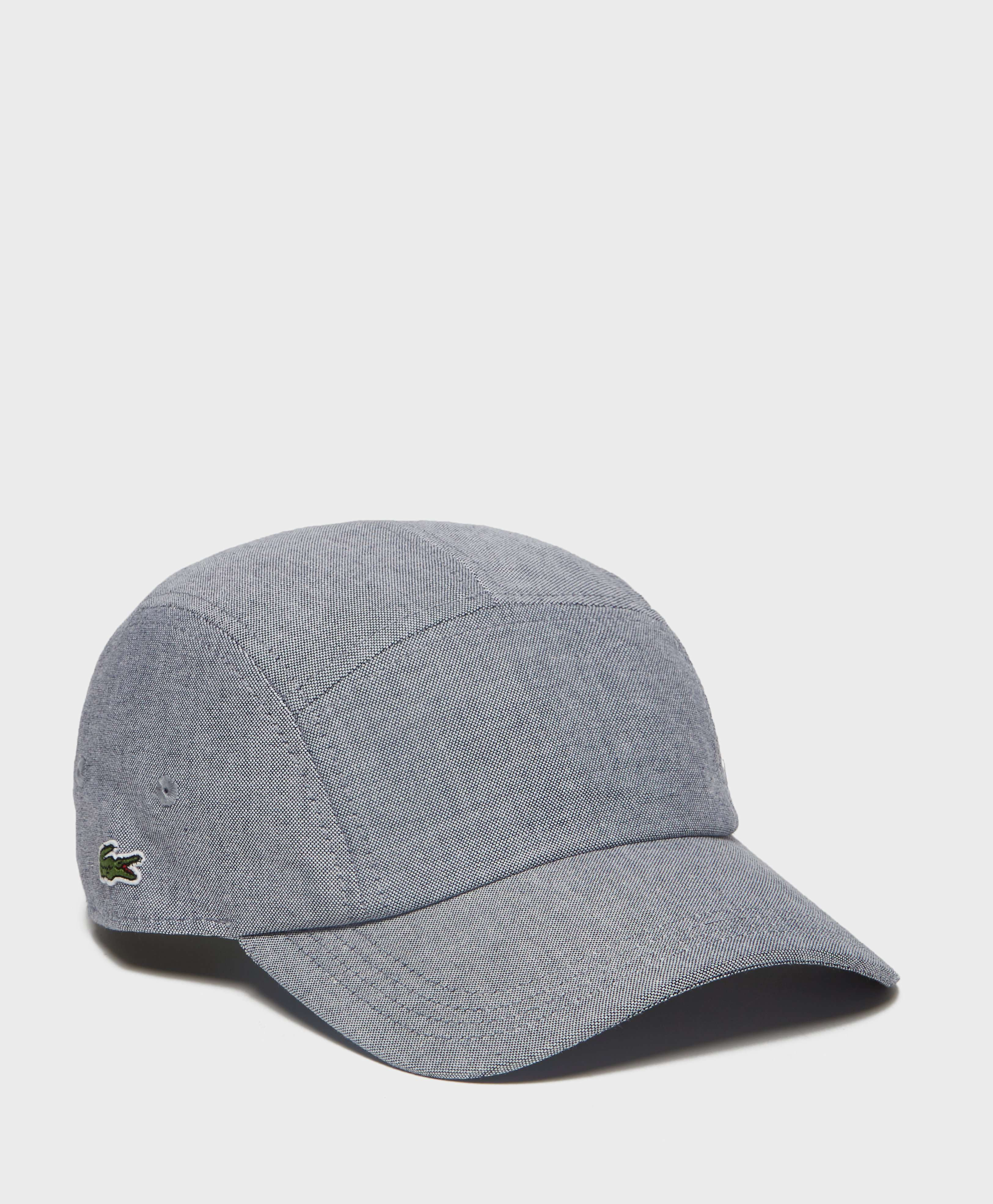 Lacoste 5 Panel Cap  9a5dad744eb