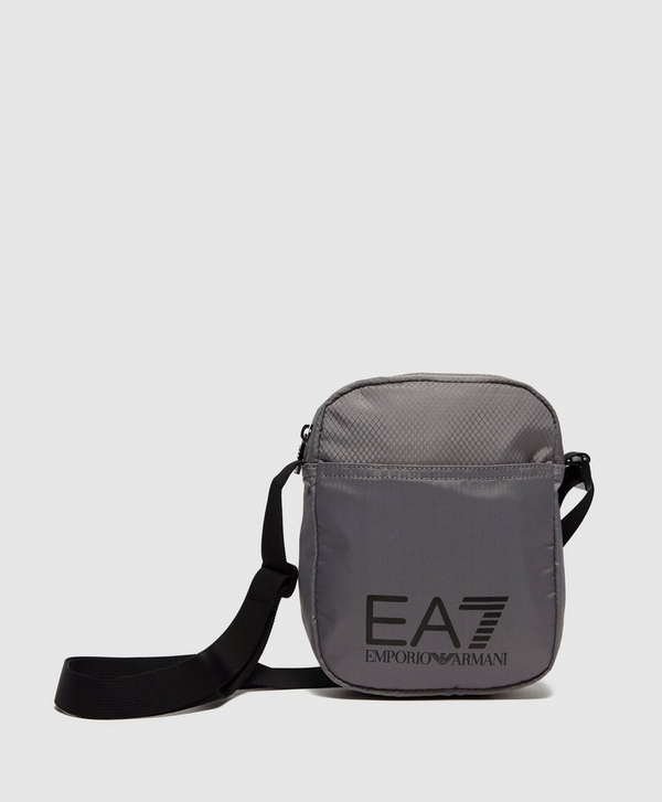ca943cc2ba Emporio Armani EA7 Train Logo Small Pouch Bag