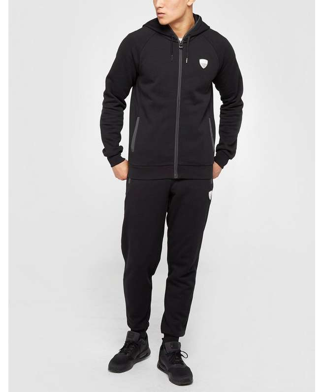 Emporio Armani EA7 Full Zip Hooded Tracksuit - Exclusive