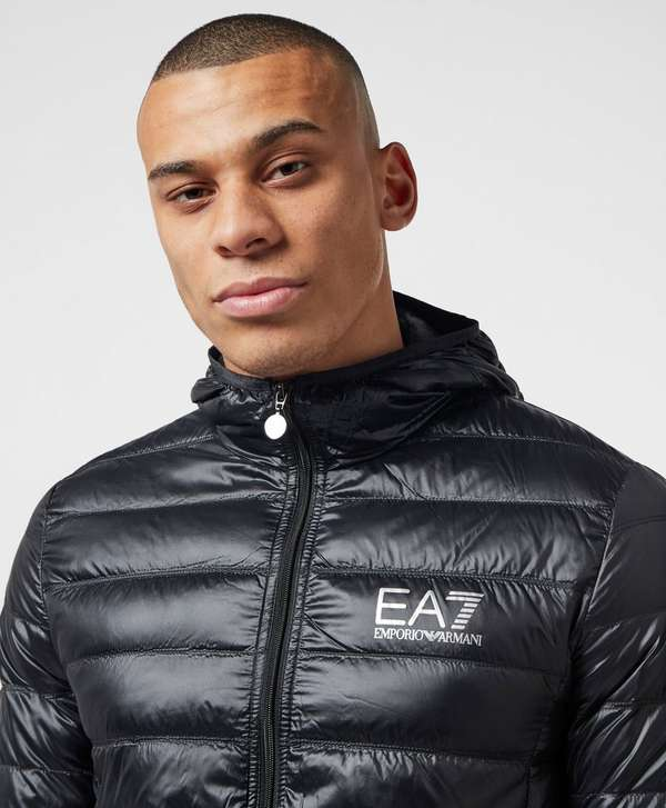 Emporio Armani EA7 Down Bubble Jacket | scotts Menswear