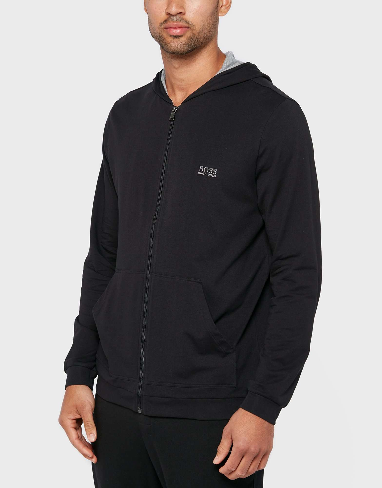 BOSS Lounge Hooded Top