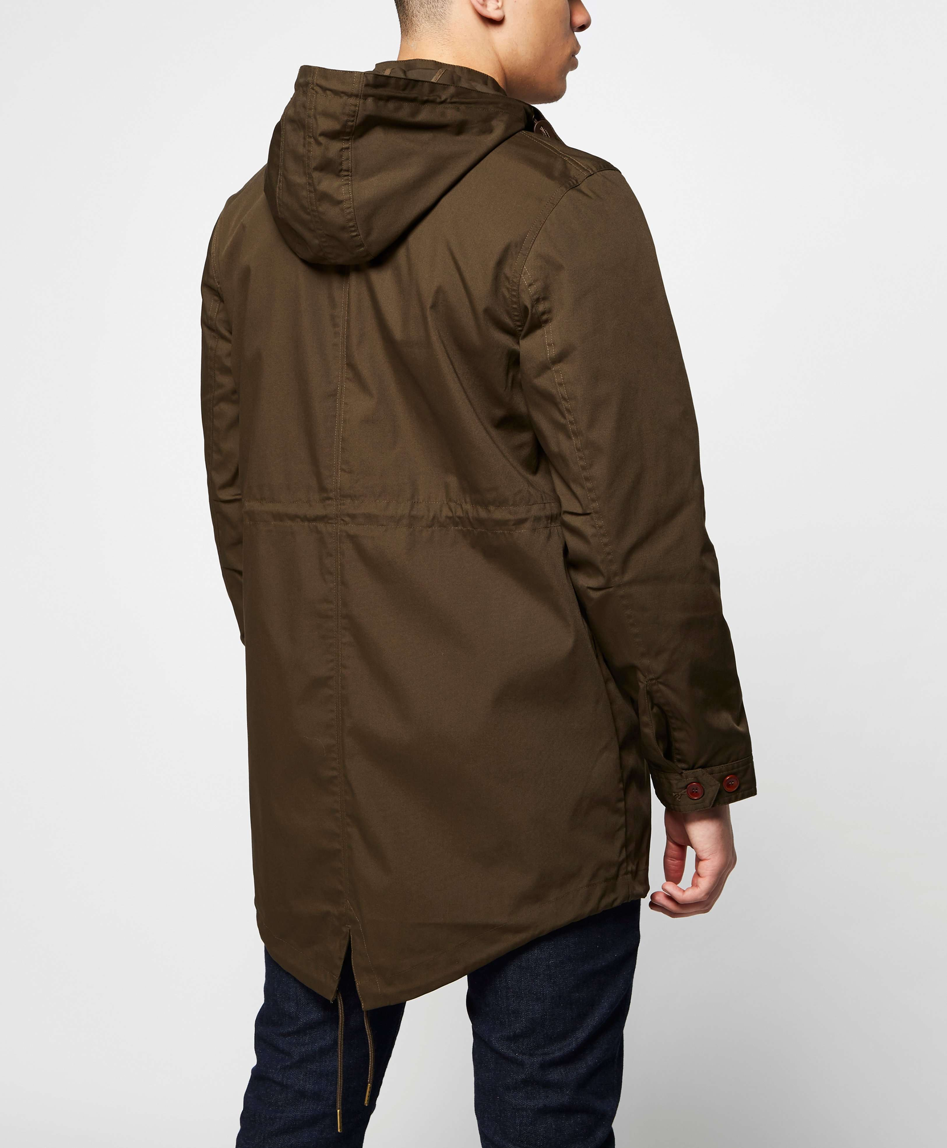 Fred Perry Fishtail Parka | scotts Menswear