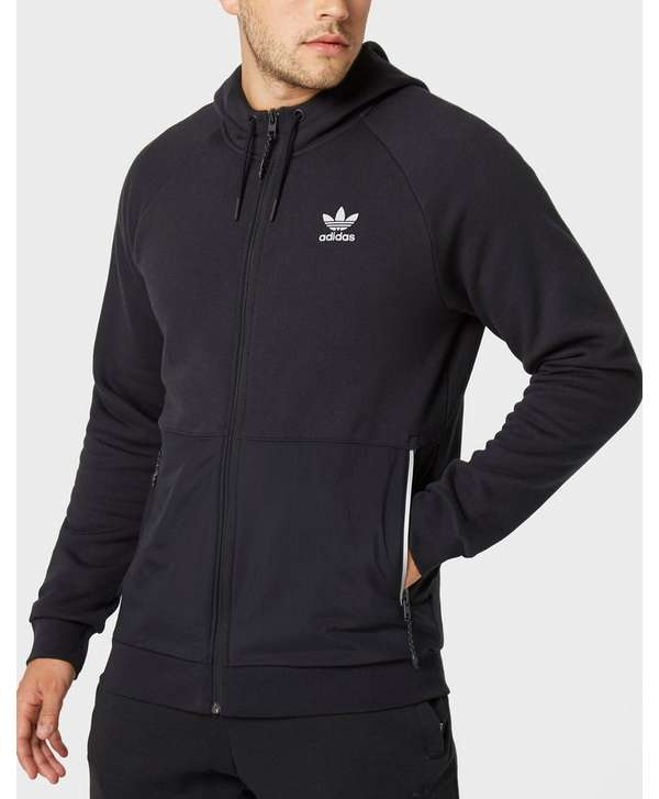 adidas Originals Sport Luxe Full Zip Hoody