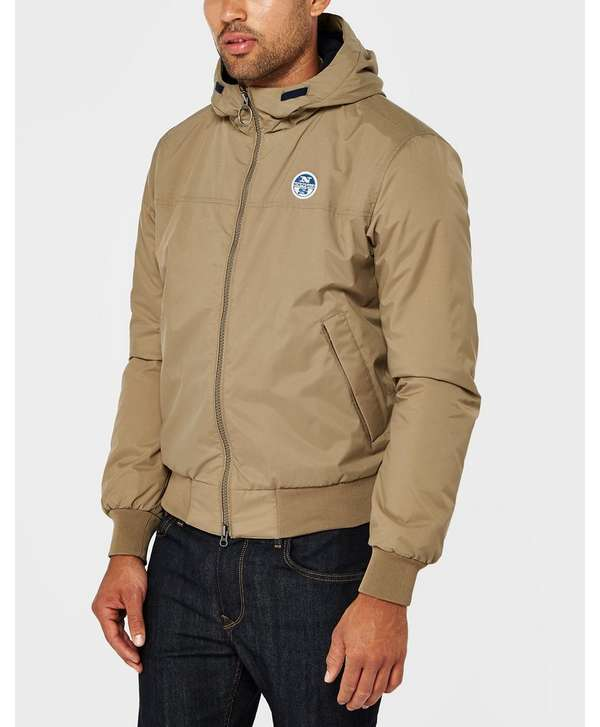 north sails dennis hooded lightweight jacket scotts menswear. Black Bedroom Furniture Sets. Home Design Ideas