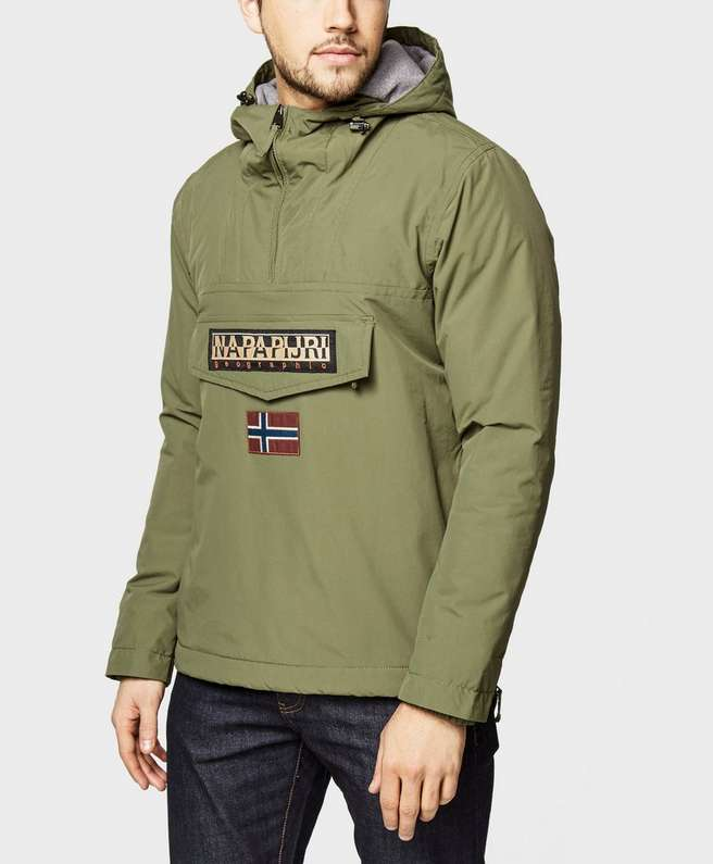 Rainforest Padded Jacket