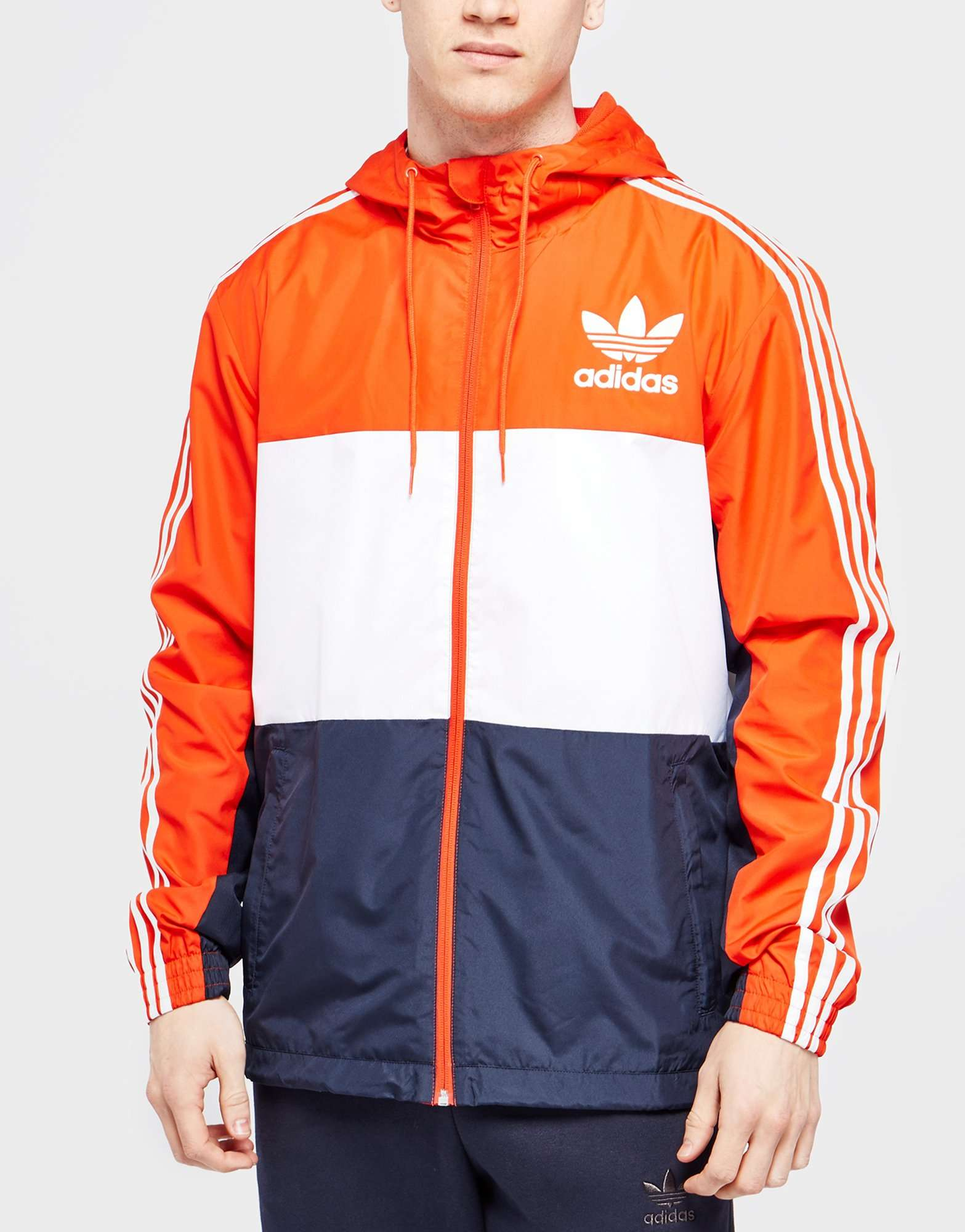 adidas Originals California Windbreaker Lightweight Jacket ...