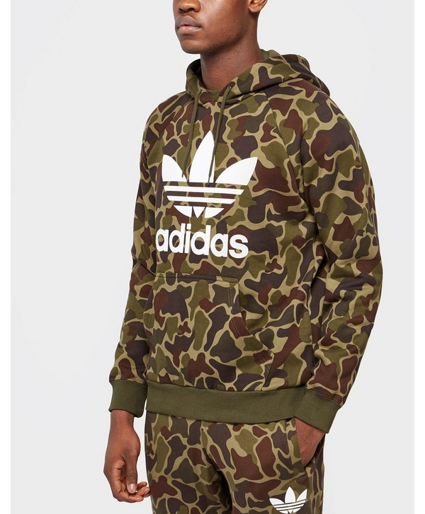 d6a89bbb4762 adidas Originals Camouflage Hoody
