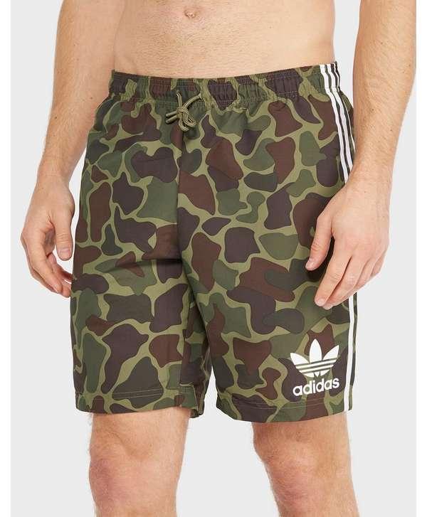 Trefoil Menswear Adidas Woven Shorts Scotts Originals 15ZHxS
