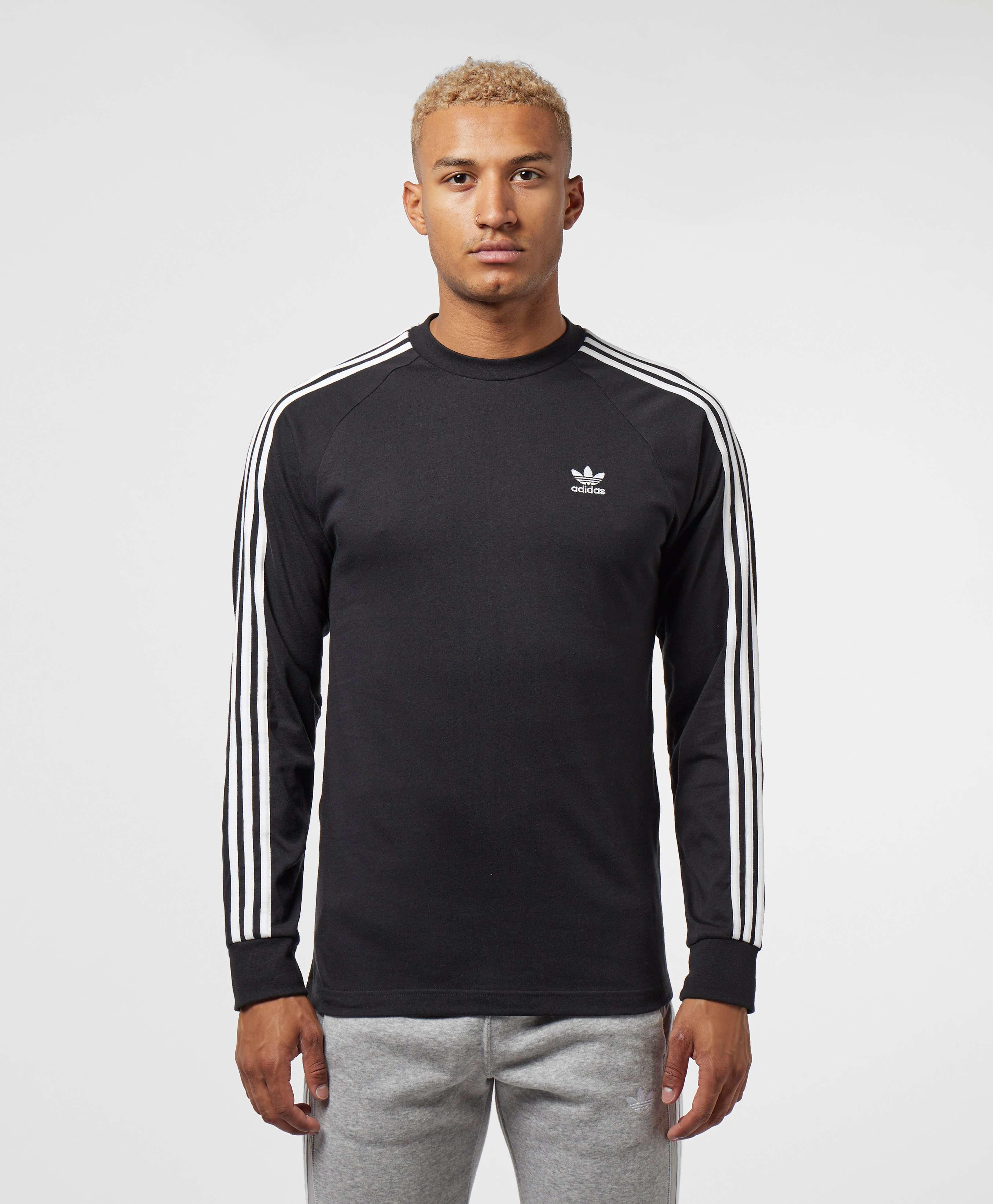 adidas Originals California Long Sleeve T-Shirt | scotts ...