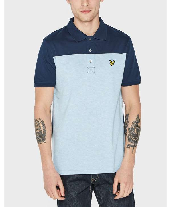 936c1d7bcd73 usa polo ralph lauren slim fit stripe oxford shirt blue white d53ef 2ca27   discount code for lyle scott yoke short sleeve polo shirt 81f13 7b26f