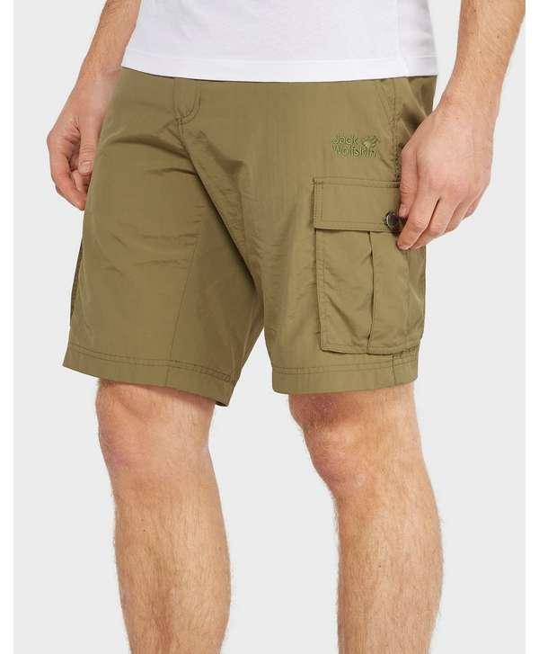 2936014686c Jack Wolfskin Canyon Cargo Shorts ...