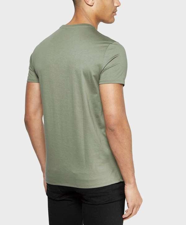 lacoste croc short sleeve t shirt scotts menswear. Black Bedroom Furniture Sets. Home Design Ideas