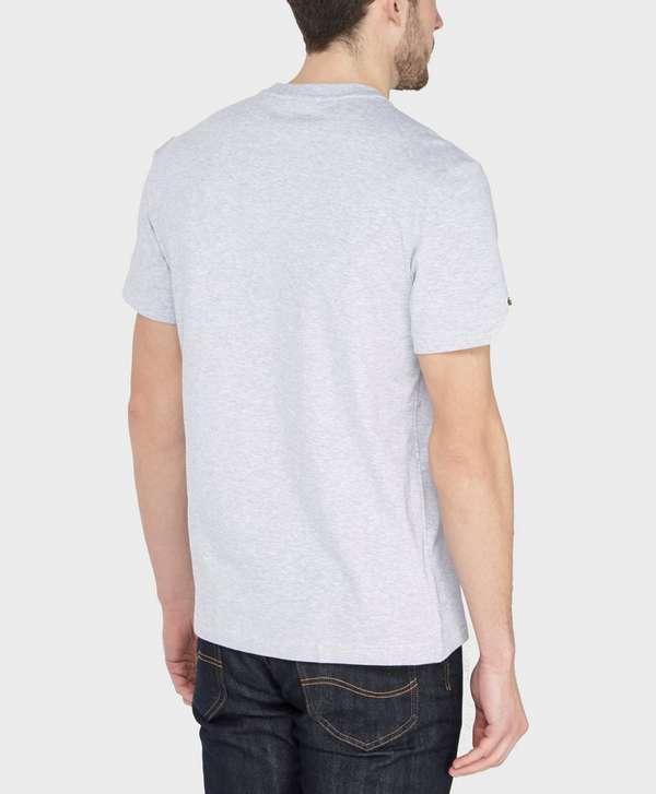 lacoste logo short sleeve t shirt scotts menswear. Black Bedroom Furniture Sets. Home Design Ideas