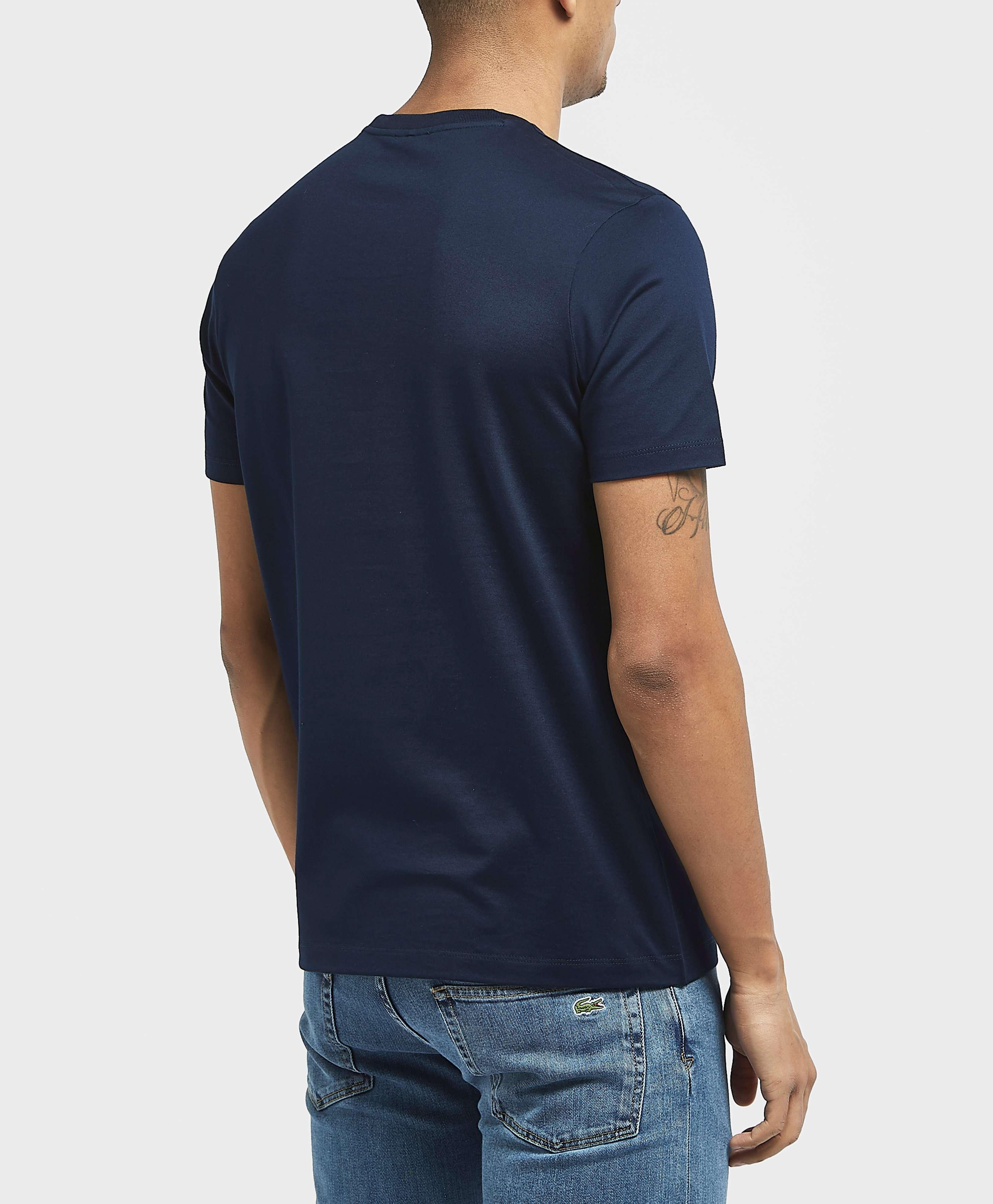 Paul and Shark Short Sleeve Ringer T-Shirt