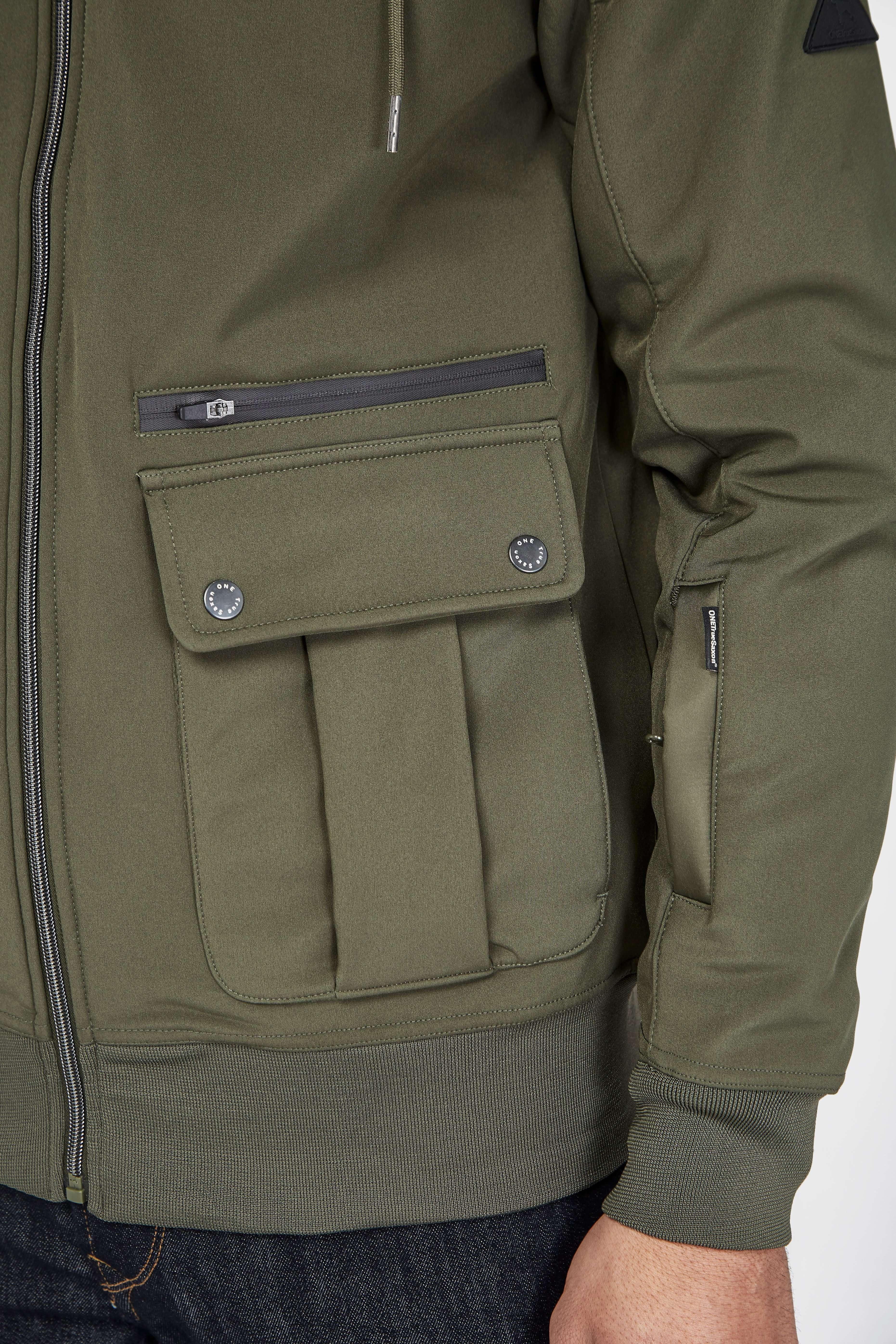 One True Saxon Grasmere Lightweight Jacket - Exclusive