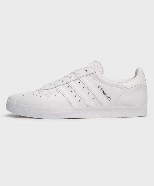 adidas 350 originals white