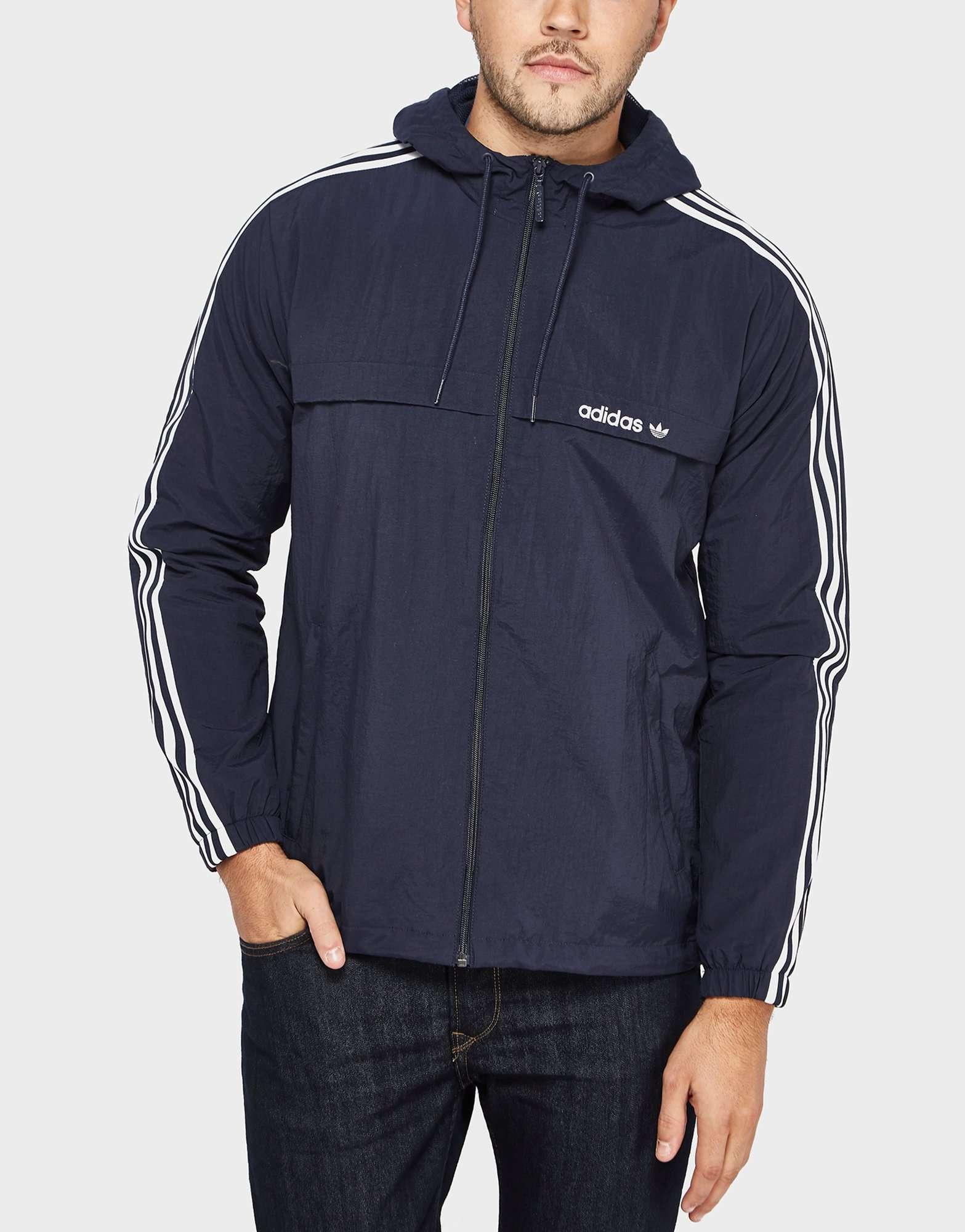adidas Originals 3-Stripe Lightweight Jacket