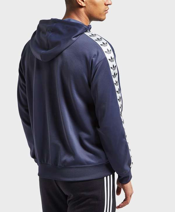 adidas Originals Overhead Tape Hoodie   scotts Menswear cc0d390f1a