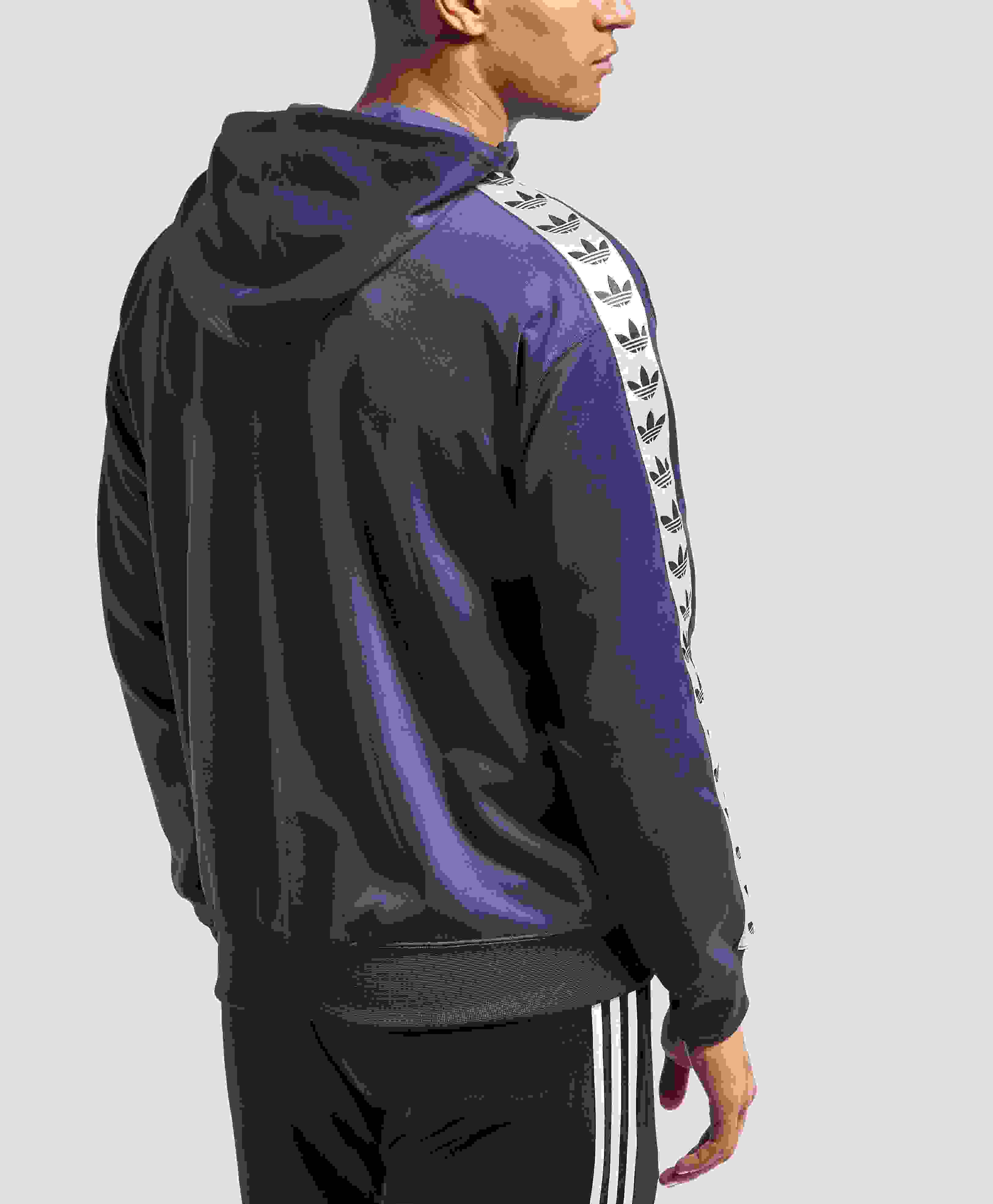 Dames Creation For Adidas Originals Tape Institute Research The Hoodie gxtq07
