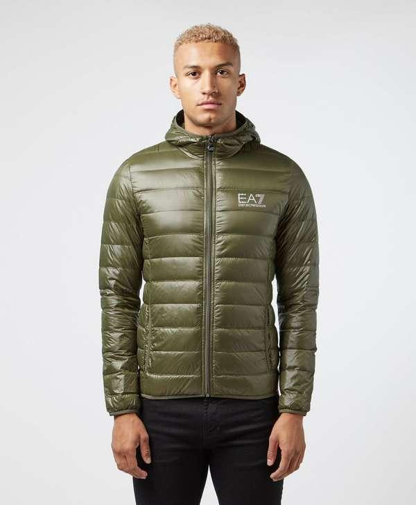 Emporio Armani Ea7 Down Padded Bubble Jacket Scotts Menswear