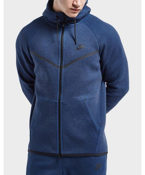 Nike Tech Fleece Windrunner Full Zip Hoodie  f9851858a2f1