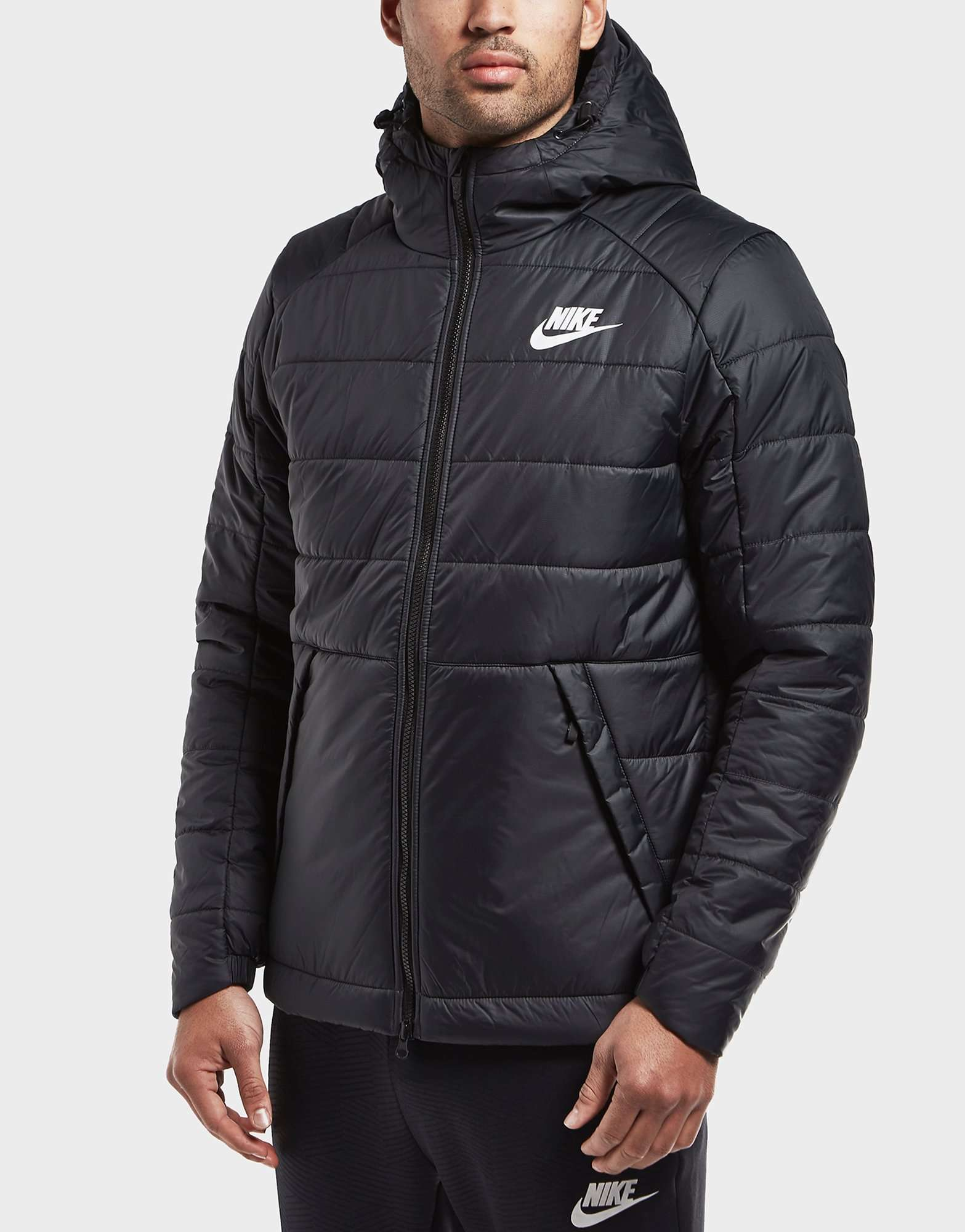 7dc6a2768839 Nike Bubble Padded Jacket