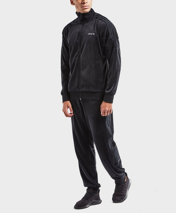 f673e944be13 adidas Originals CLR84 Velour Track Top
