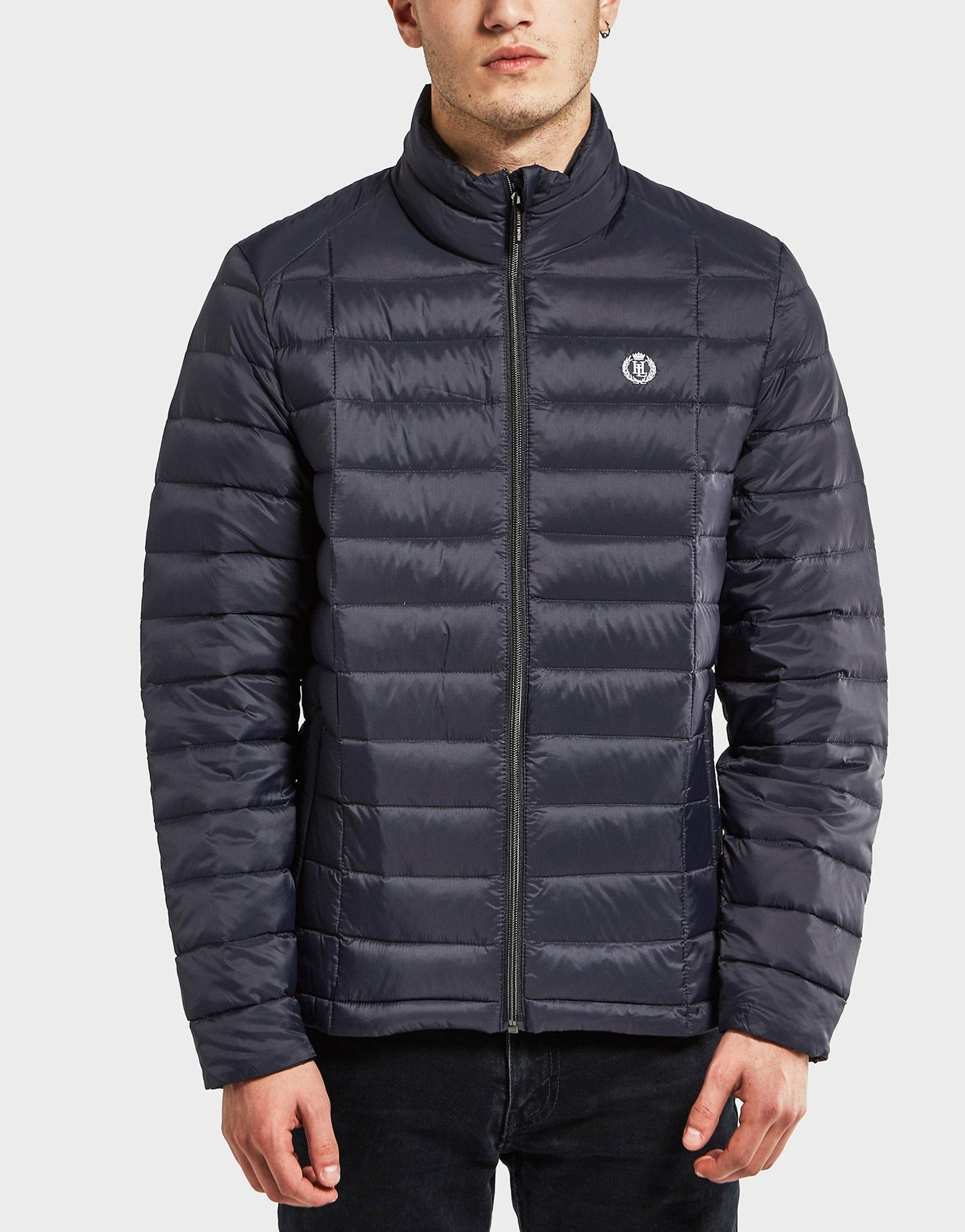 Henri lloyd jacket with hood