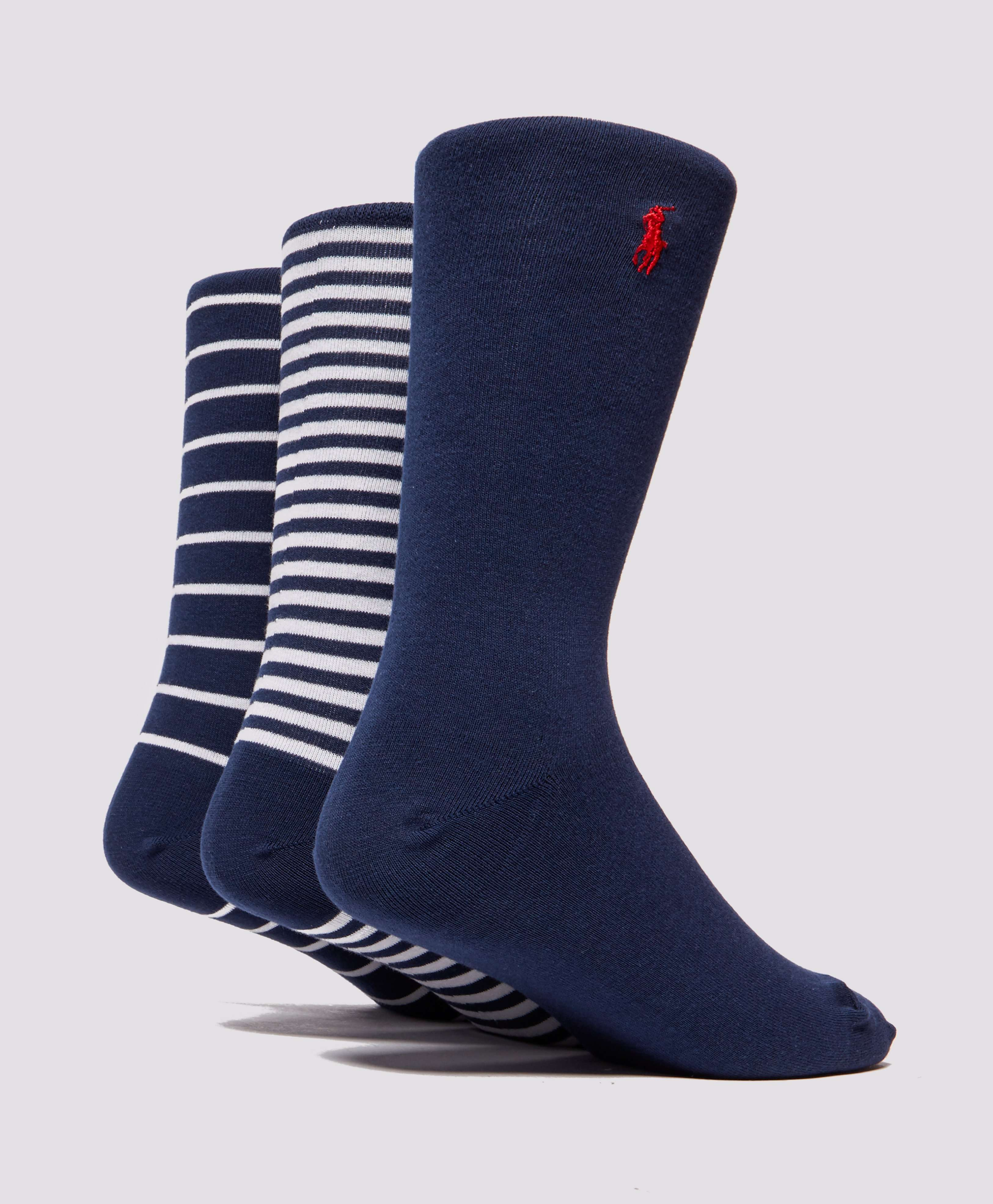 Polo Ralph Lauren 3-Pack Socks