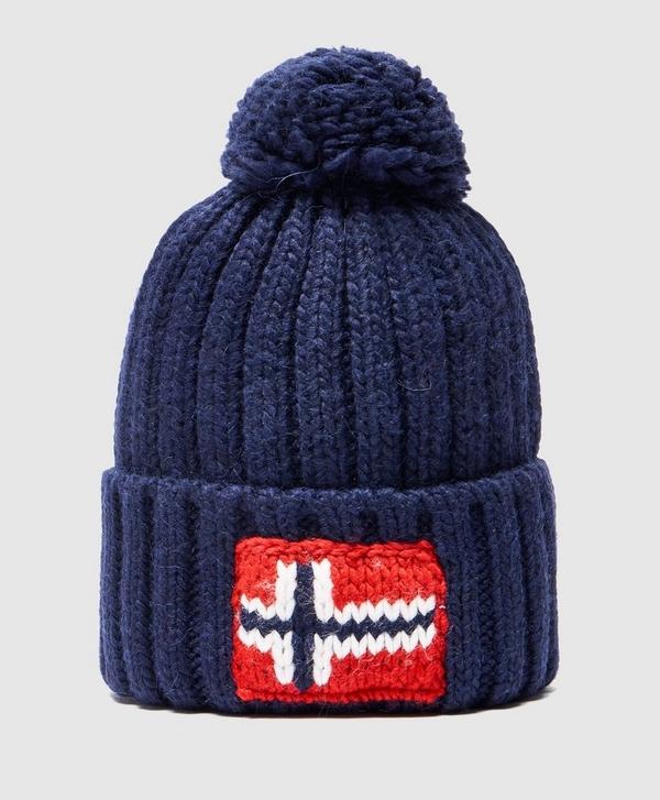 b2dc3fa98b9 Napapijri Semiury Bobble Hat