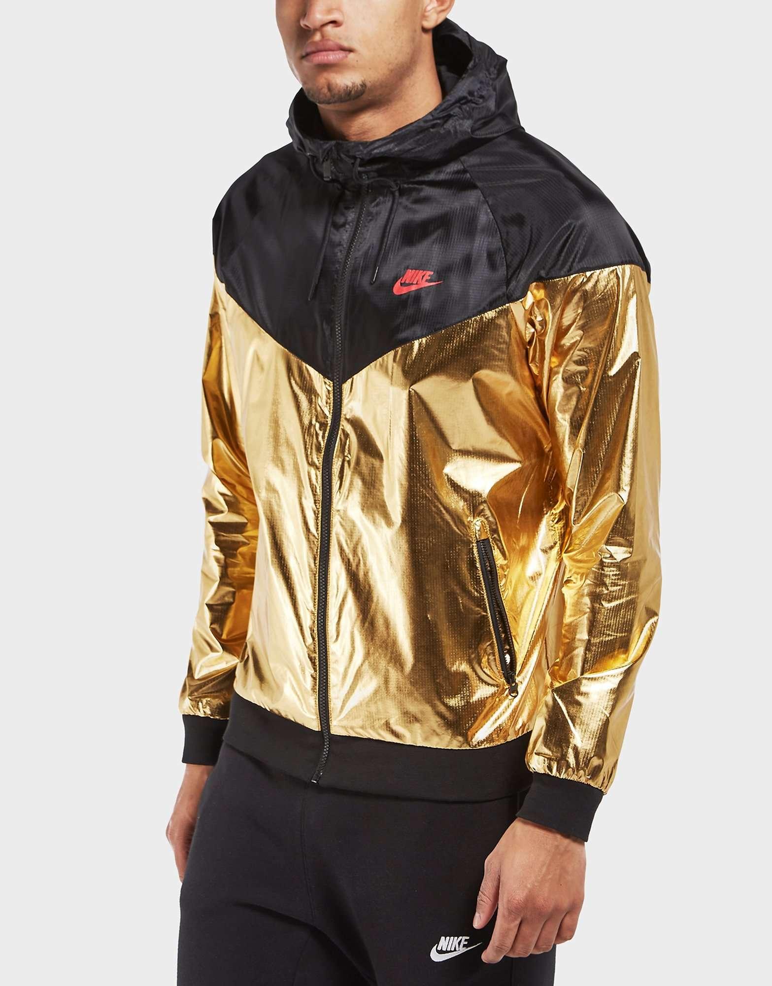 Nike Windrunner Lightweight Foil Jacket  b35106abe