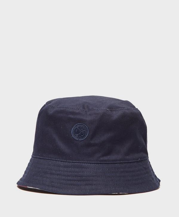 Pretty Green Union Jack Reversible Bucket Hat  aadafde459ee