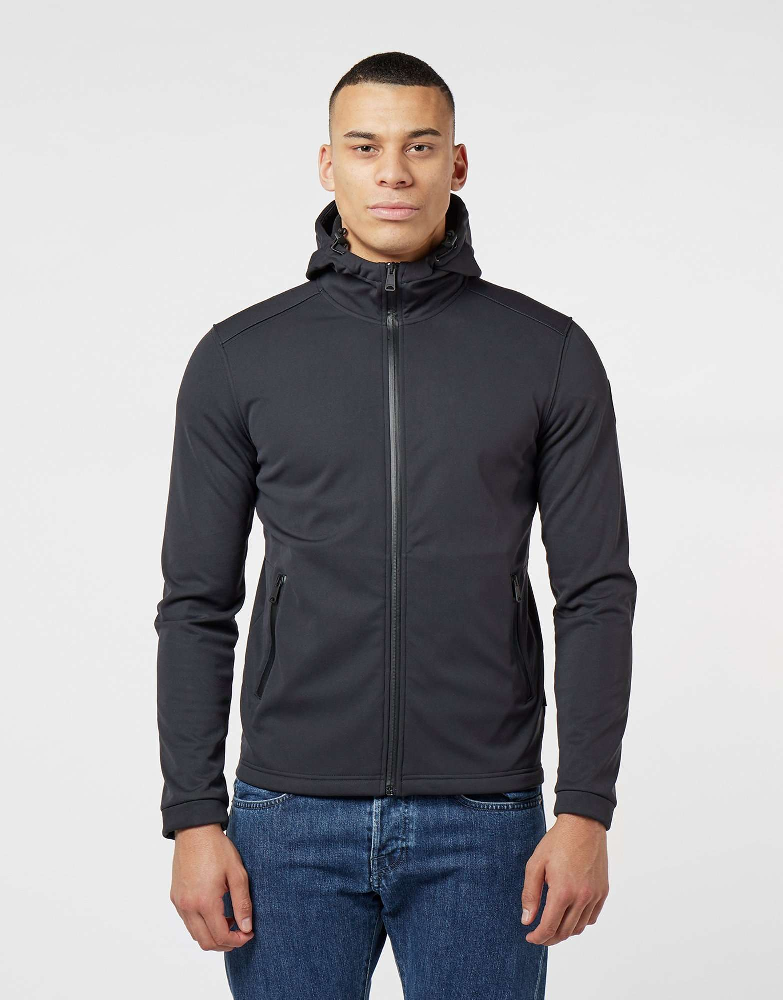 Napapijri Addison Soft Shell Hooded Jacket