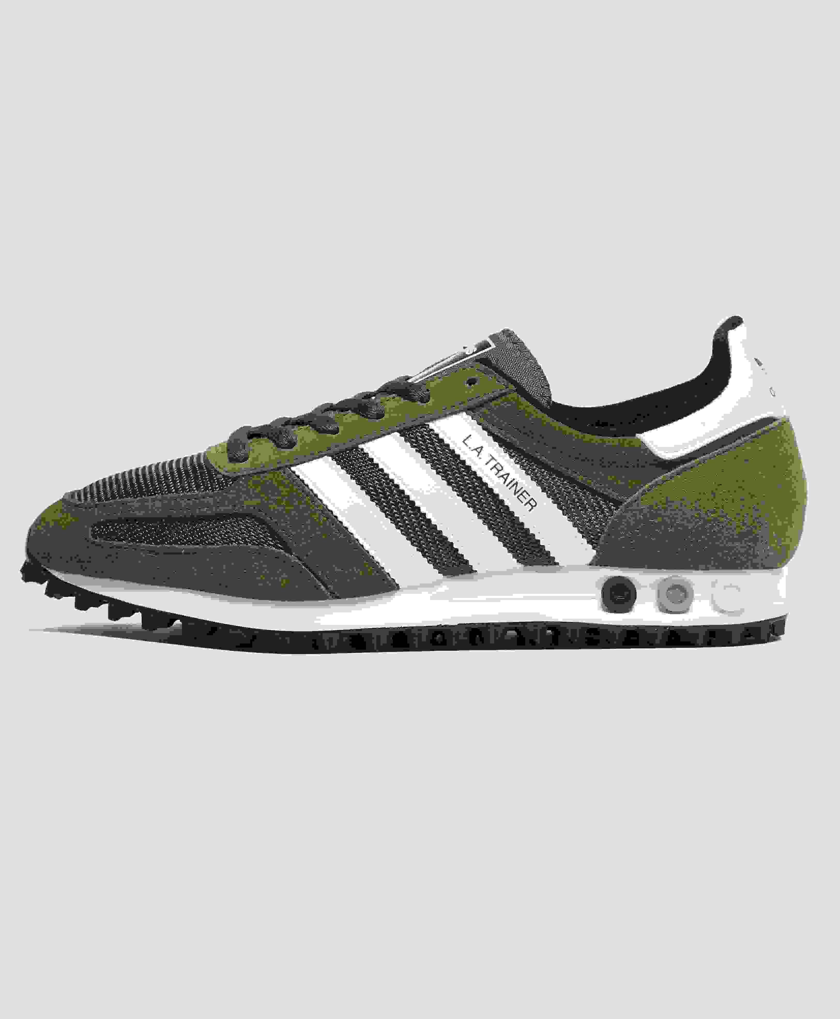 adidas khaki trainers. adidas originals la trainer og khaki trainers