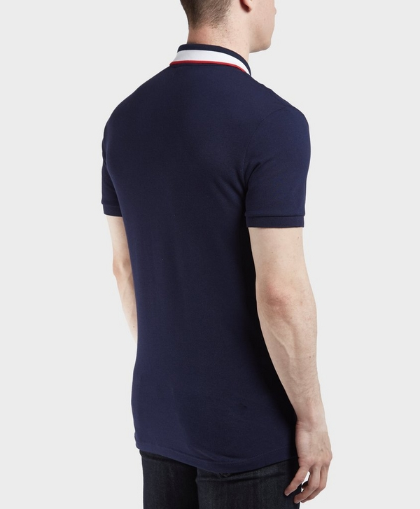 a805cfbff64 Lacoste Badge Logo Short Sleeve Polo Shirt - Exclusive