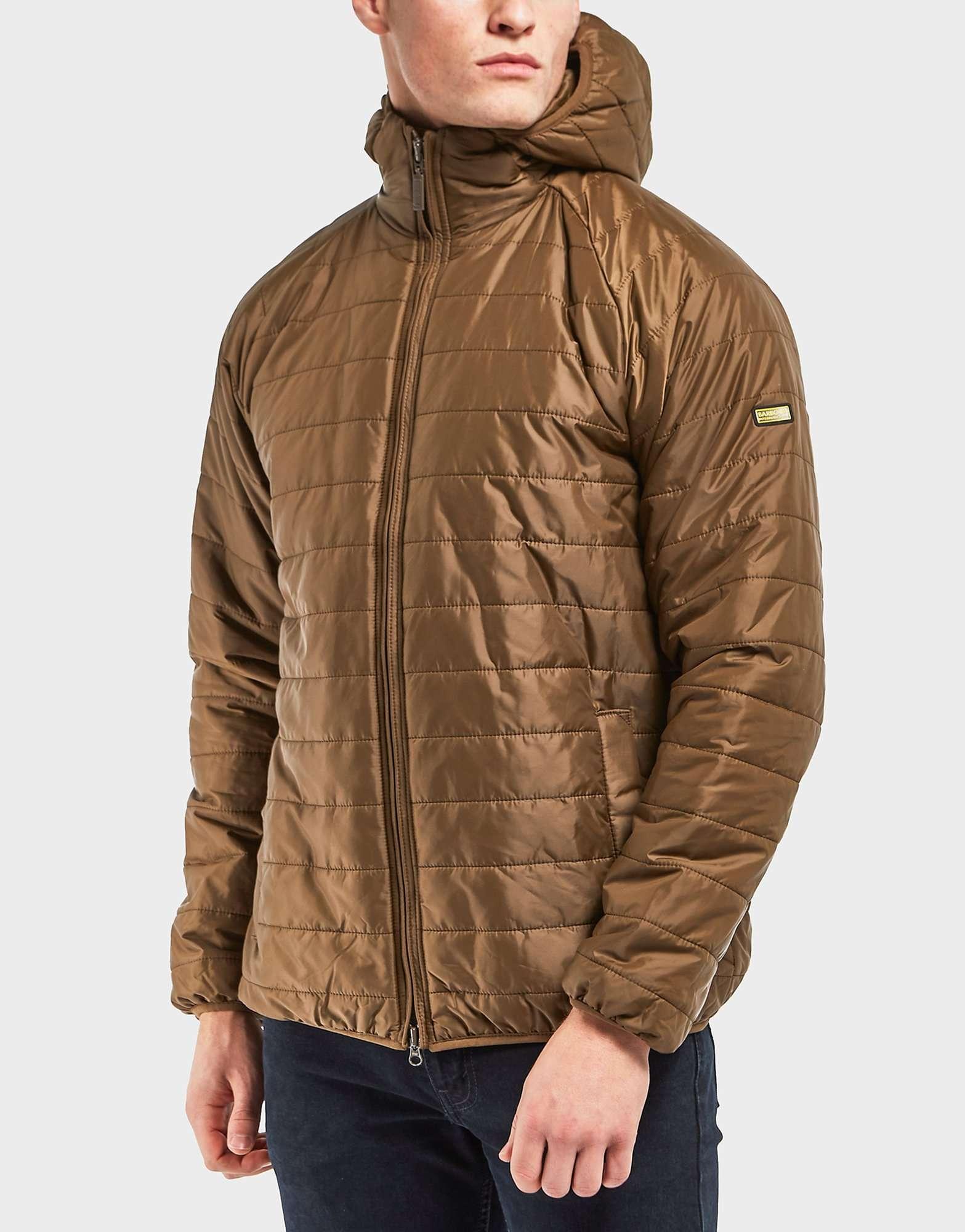 Barbour International Level Padded Jacket
