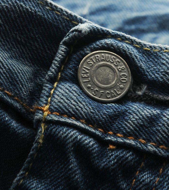 Levis Bob 508 Taper Fit Jeans - Reg
