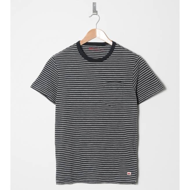 Levis Palmers Stripe T-Shirt