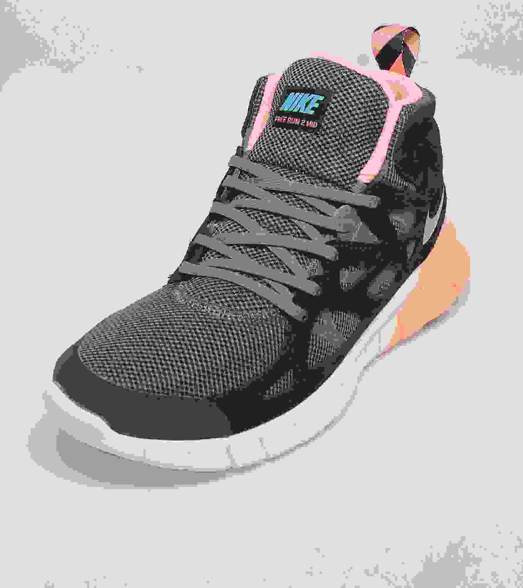 the latest acea7 5f19a nike free run 2 sneakerboot mid