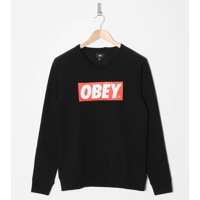 Obey The Box Sweatshirt