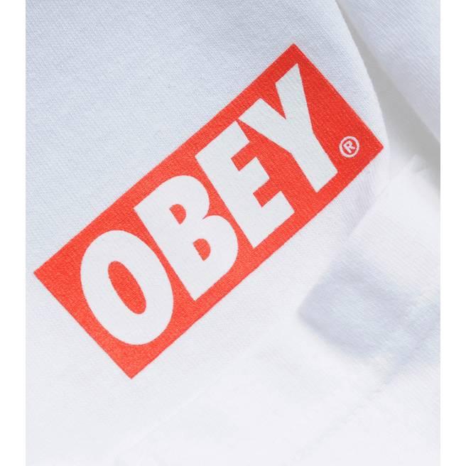 Obey Bar Logo Pocket T-Shirt