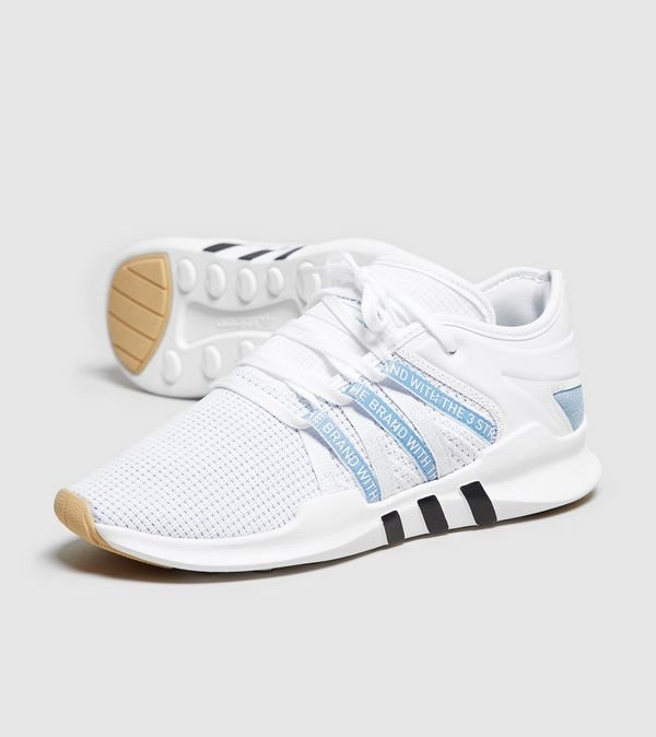 Womens EQT Racing Adv Primeknit Fitness Shoes, White, One Size adidas