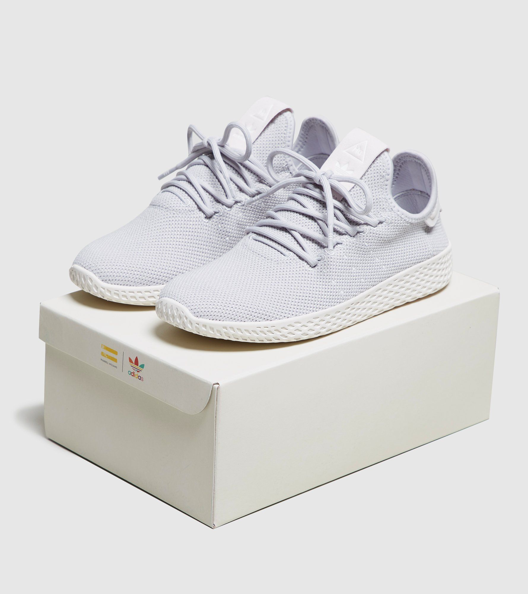 adidas Originals Pharrell Williams Tennis Hu Trainers Women's