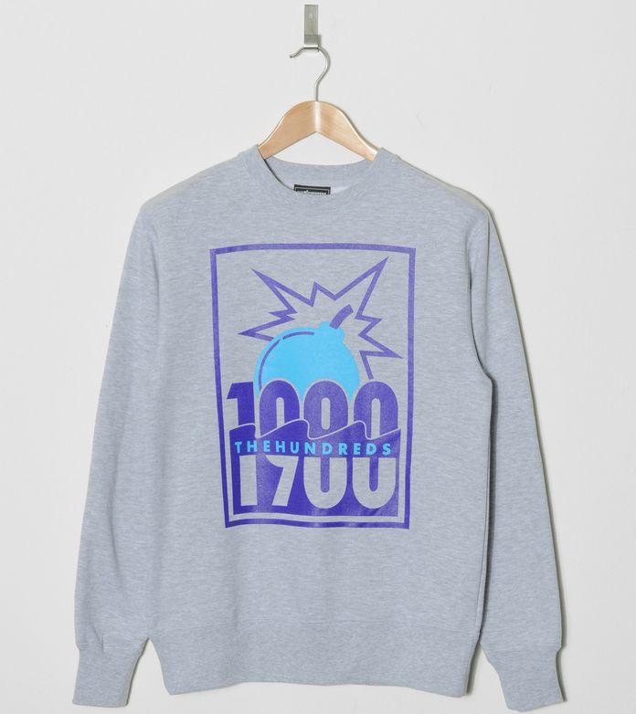 The Hundreds Decowave Sweatshirt