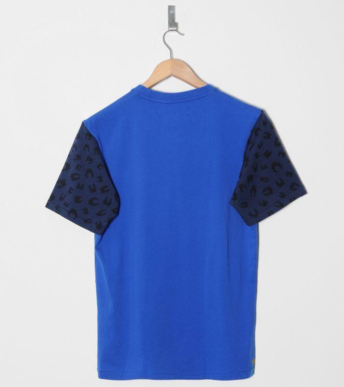 adidas Originals Blue Pocket T-Shirt