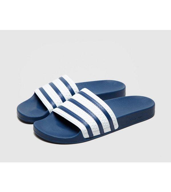 b3d4a7154a3 adidas Originals Adilette Slides