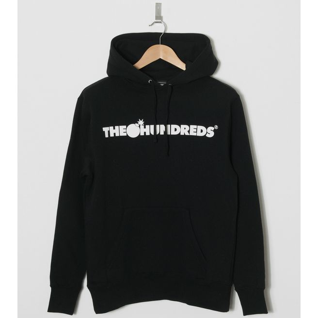 The Hundreds Forever Bar Hoody